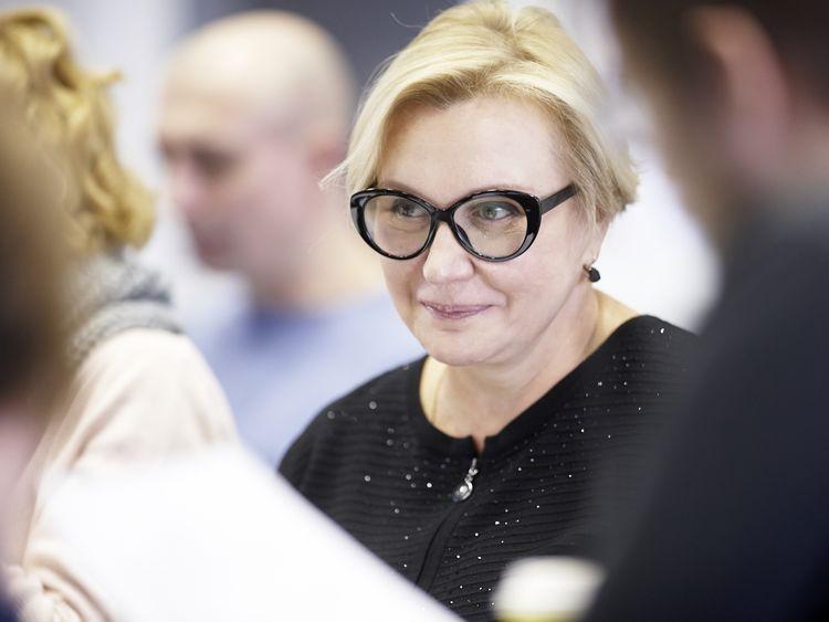 Как выглядит супруга Сергея Гармаша - актриса Современника, не покинувшая театр вслед за мужем