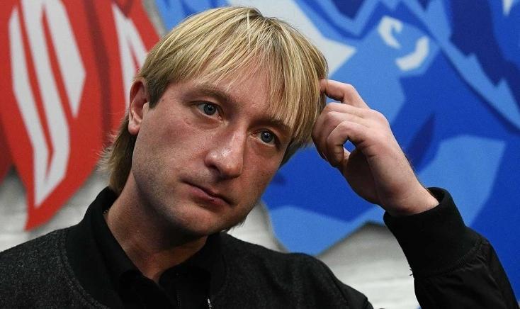 Мой сын Егор: Плющенко показал редкое фото старшего сына от первого брака