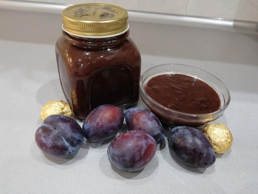 Сливы, какао и орехи: попробовала в гостях необычное варенье, теперь каждое лето закатываю на зиму