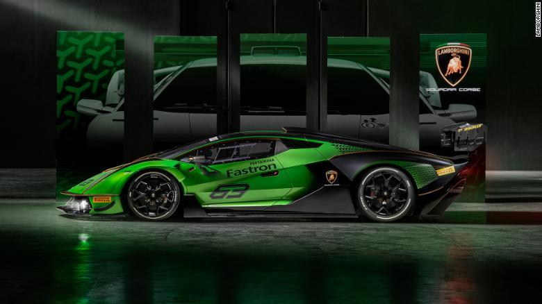 По всем вопросам обращайтесь к производителю: новый суперкар Lamborghini не сможет ездить по дорогам общего пользования