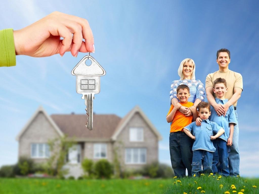 Многодетные семьи получат субсидии на погашение ипотеки: часть задолженности будет погашена из резервного фонда