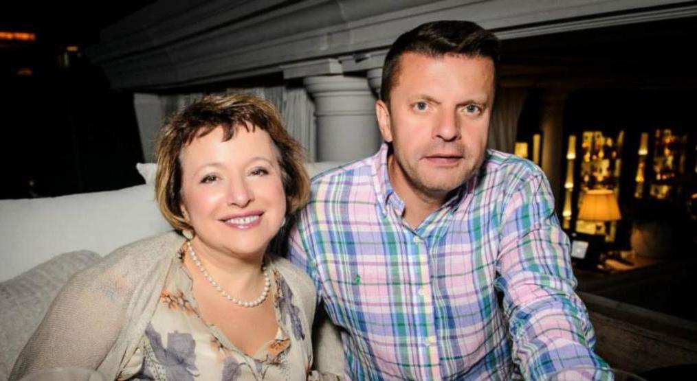 33 года счастливого брака. Жена Леонида Парфенова нашла путь к его сердцу через желудок