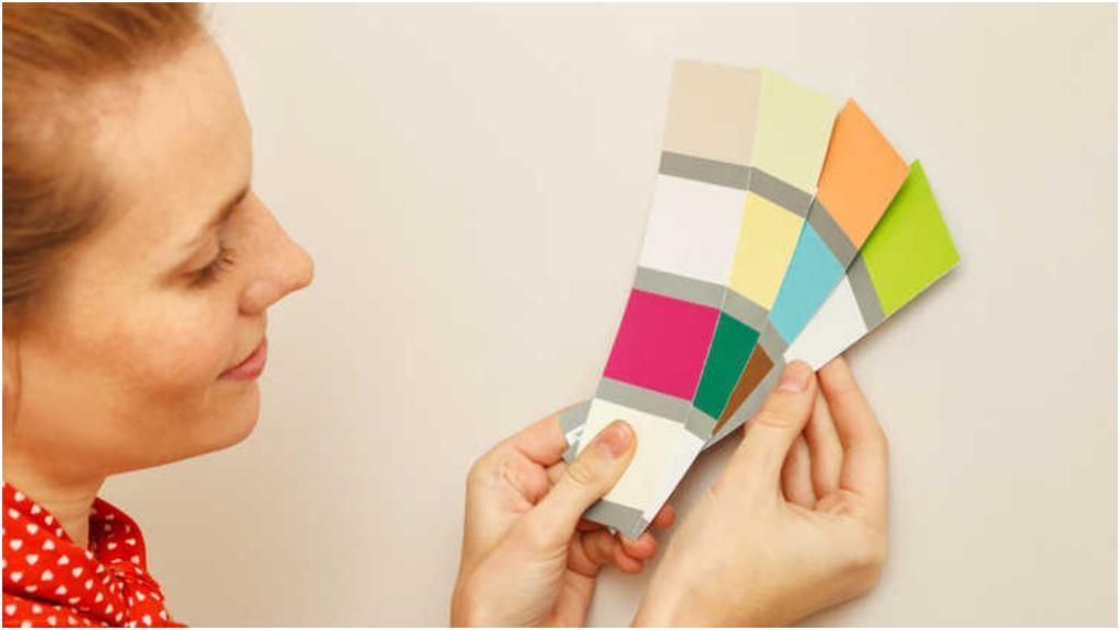 Холодные к холодным, теплые к теплым : профессиональные советы по выбору идеального цвета для стен