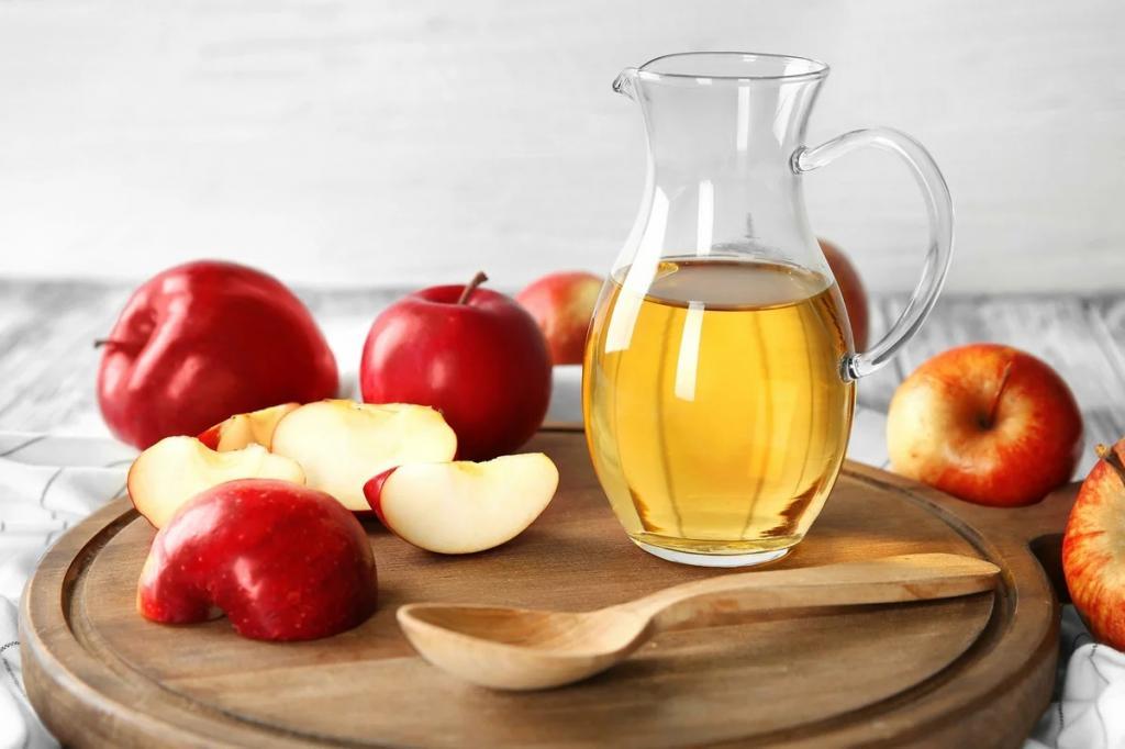 Что будет, если ежедневно протирать лицо яблочным уксусом
