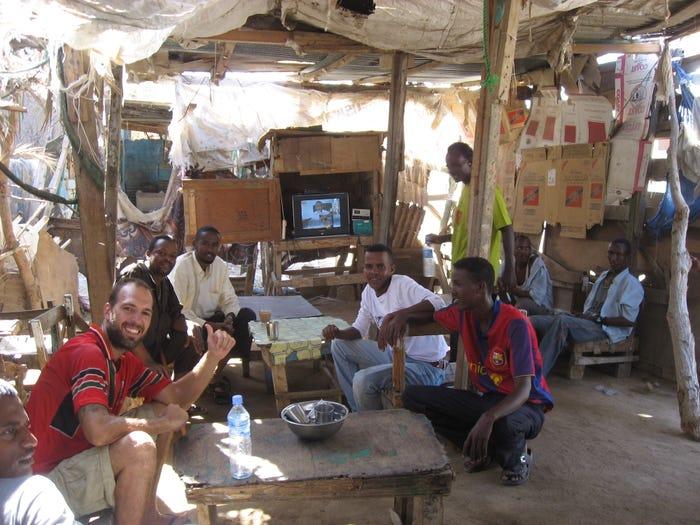 Бразильский писатель путешественник побывал в 16  несуществующих странах  (в список вошли Сомалиленд, Нагорный Карабах и не только)