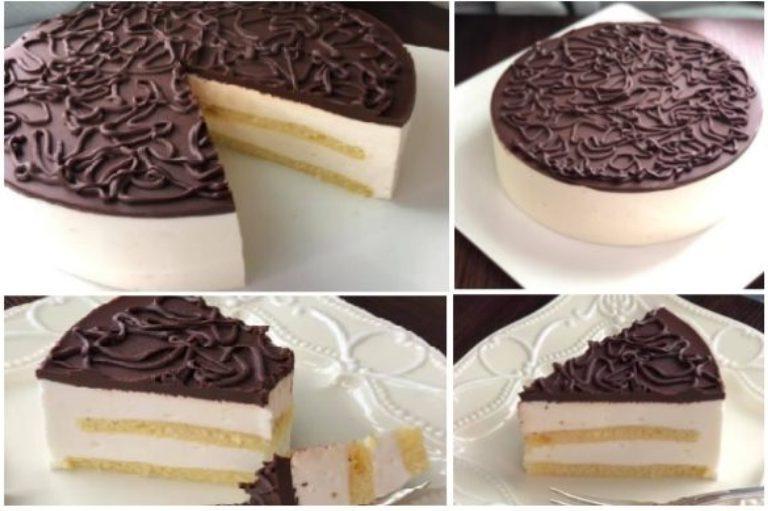 По этому рецепту торт Птичье молоко получается, как в ресторане. Безупречный вид и непревзойденный вкус