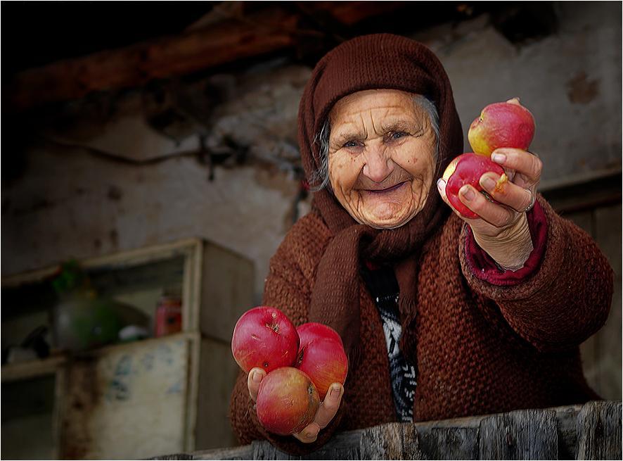На Яблочный Спас я всегда загадываю самое заветное желание, как учила бабушка. Оно обязательно исполнится