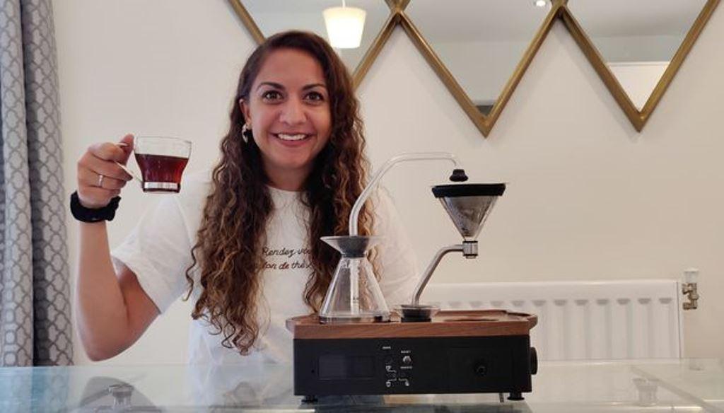 Личный прикроватный бариста или как будильник превратился в настоящую кофемашину. Компания Joy Resolve создала необычный гаджет