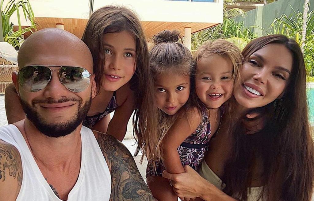 Джиган отмечает 35-летие: как поздравили российского рэпера его супруга и дети