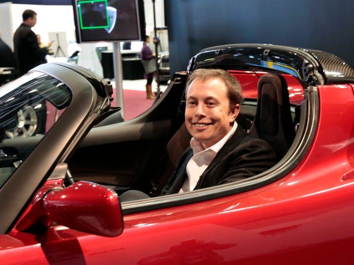 Победа Теслы в гонке производителей электромобилей – только первый этап плана Илона Маска по полной электрификации мирового автопарка