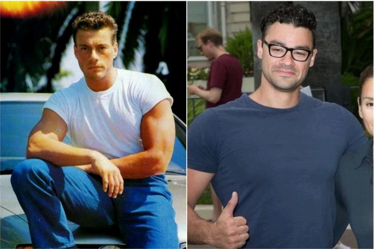 Кто лучше, папа или сын? Сравниваем голливудских актеров и их взрослых наследников в том же возрасте