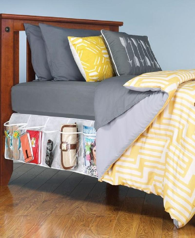 Я умею рационально использовать пространство, у меня все умещается на небольшой площади: 6 идей для хранения вещей в маленькой квартире