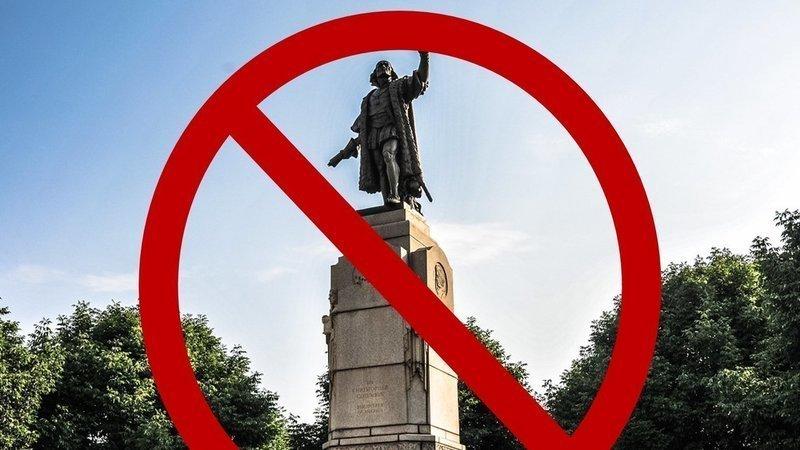 Колумб был уверен, что приплыл в Индию, а в 2020 году он признан врагом чернокожих американцев, которых в XV веке там в помине не было
