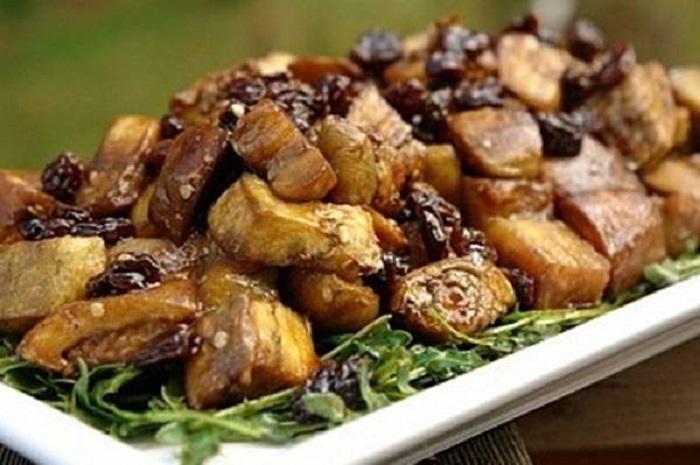 Подруга поделилась рецептом баклажанов: ни все сразу понимают, что едят не мясо