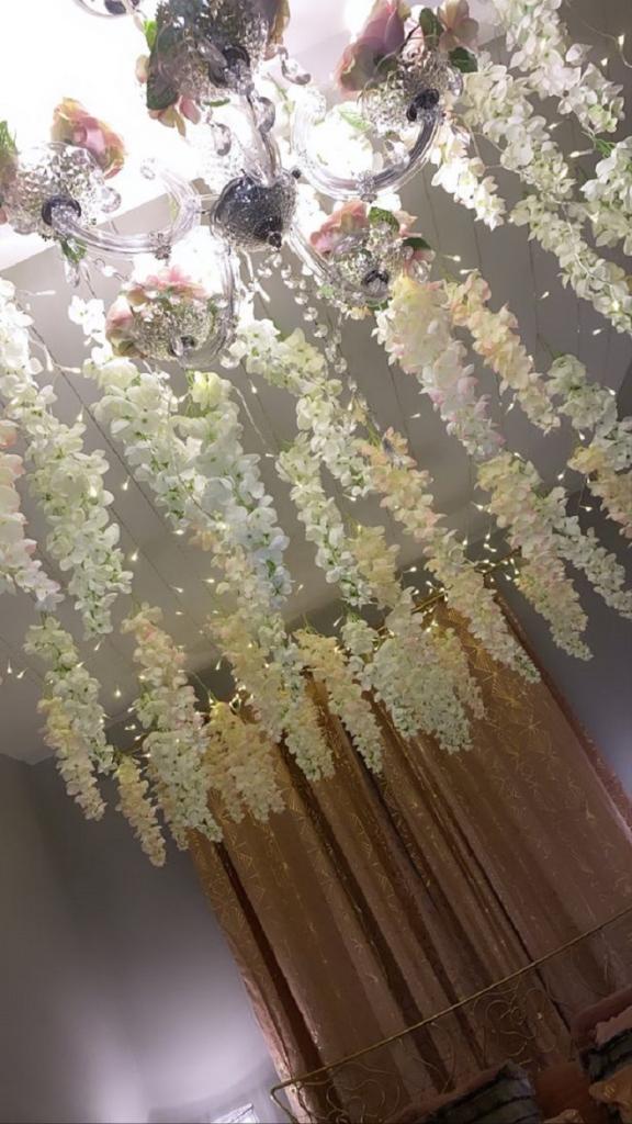 Мама превратила свою спальню в «цветущий сад»: люди уже оценили креативную идею декора