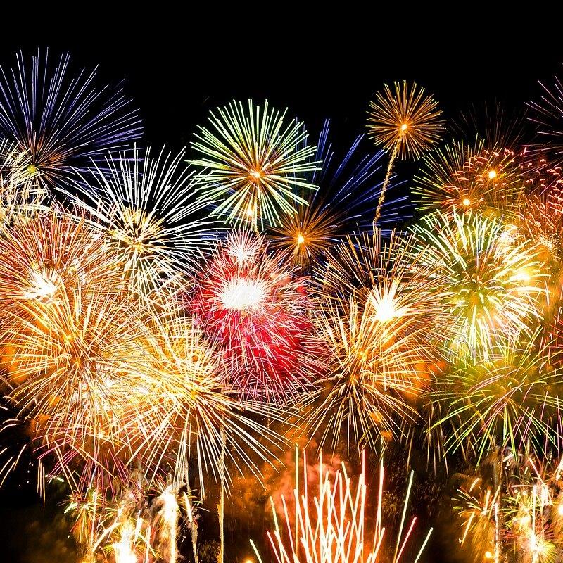 Салюты, фейерверки, небесный фонарик, цветной дым и даже бенгальские огни в онлайн магазине «Hanabi»