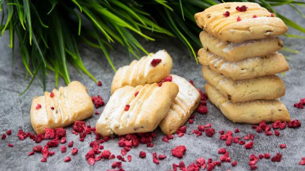 Бюджетное печенье за 20 минут из обычных продуктов