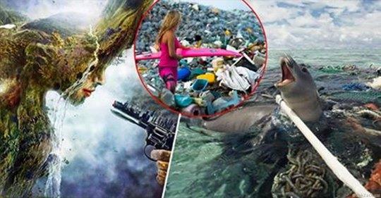 Не ведаем, что творим: Вещи, уничтоженные человеком на Земле за последние 50 лет