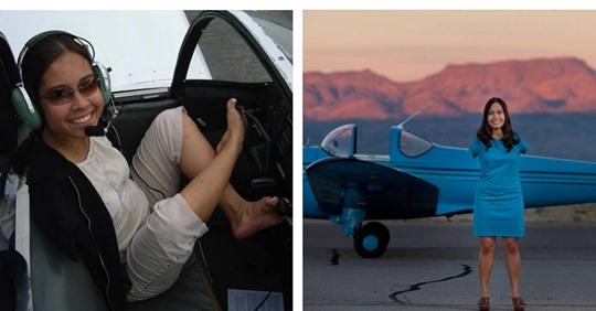 Девушка родилась без рук, но стала мастером боевых искусств, водит авто и самолет!