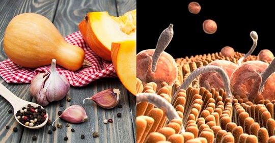 Бабушкин рецепт устранит кишечных паразитов, инфекции и микробов быстро и эффективно!