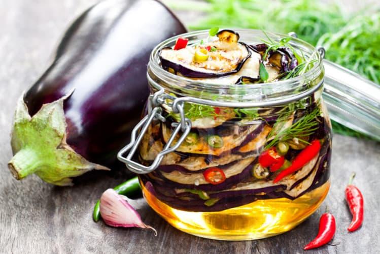 Маринованные баклажаны всего за 4 часа: быстро и вкусно