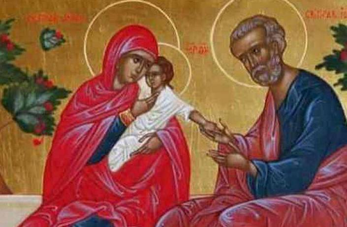 В день Акима и Анны (22 сентября) почитают родителей Девы Марии и чествуют Солнце. Новобрачные угощают свою родню