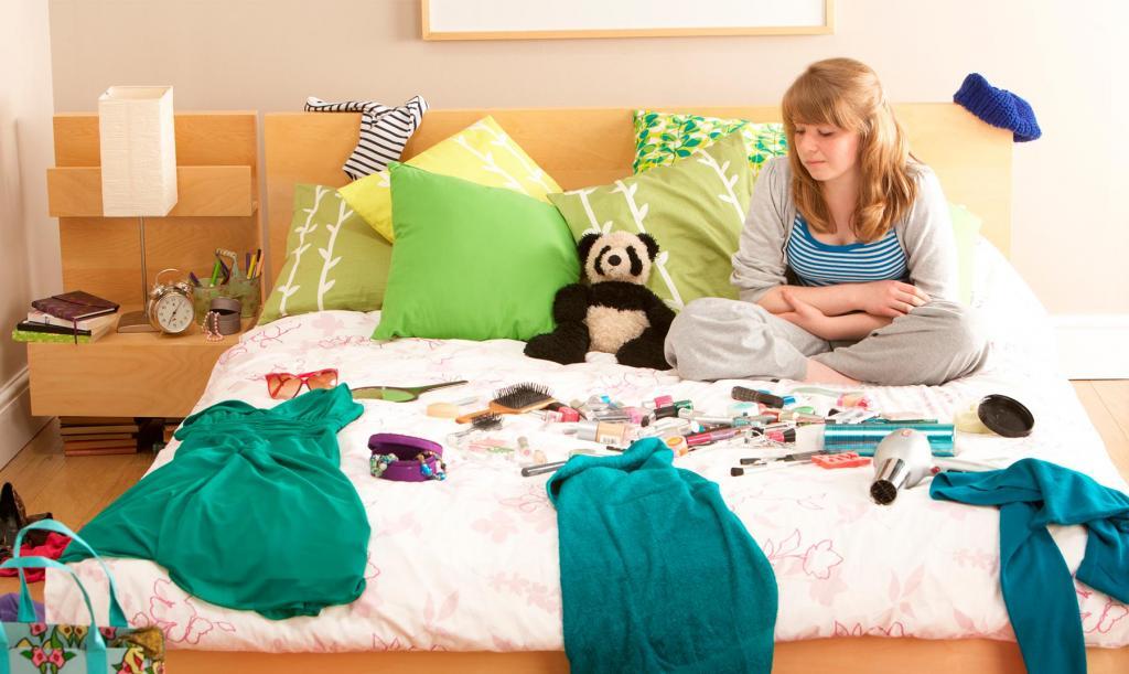 Навести порядок в спальне за 20 минут: эффективный и увлекательный метод