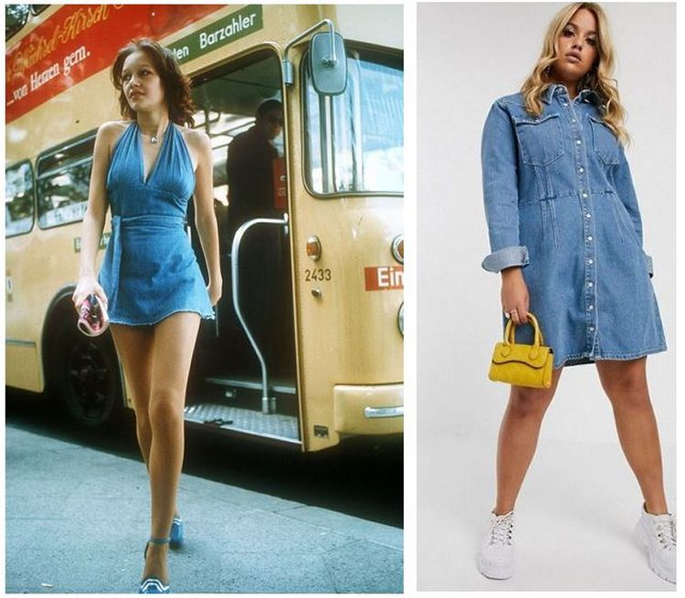 Яркие сапоги выше колена, платья с принтами в народном стиле, бархат, вельвет, блузки-бохо и юбки-миди: мода 70-х создала тренды, которые и сегодня на пике популярности
