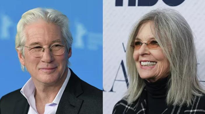 Ричард Гир и Диана Китон снимутся в романтической комедии «Сотворение мира», где сыграют супругов на грани развода