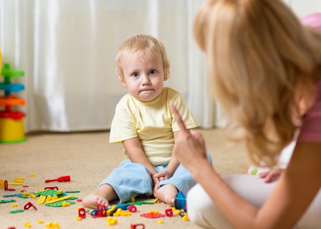 Как заставить ребенка слушаться, не употребляя слова «нет»