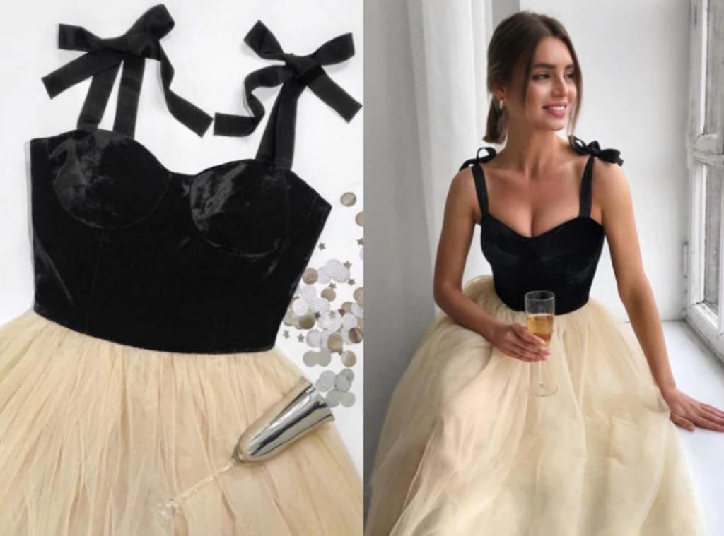 7 образов, посмотрев которые, нельзя не влюбиться в корсетные платья