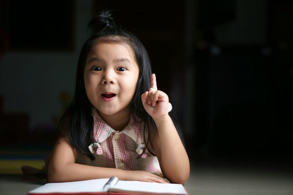 Как распознать одаренного ребенка еще в раннем детстве