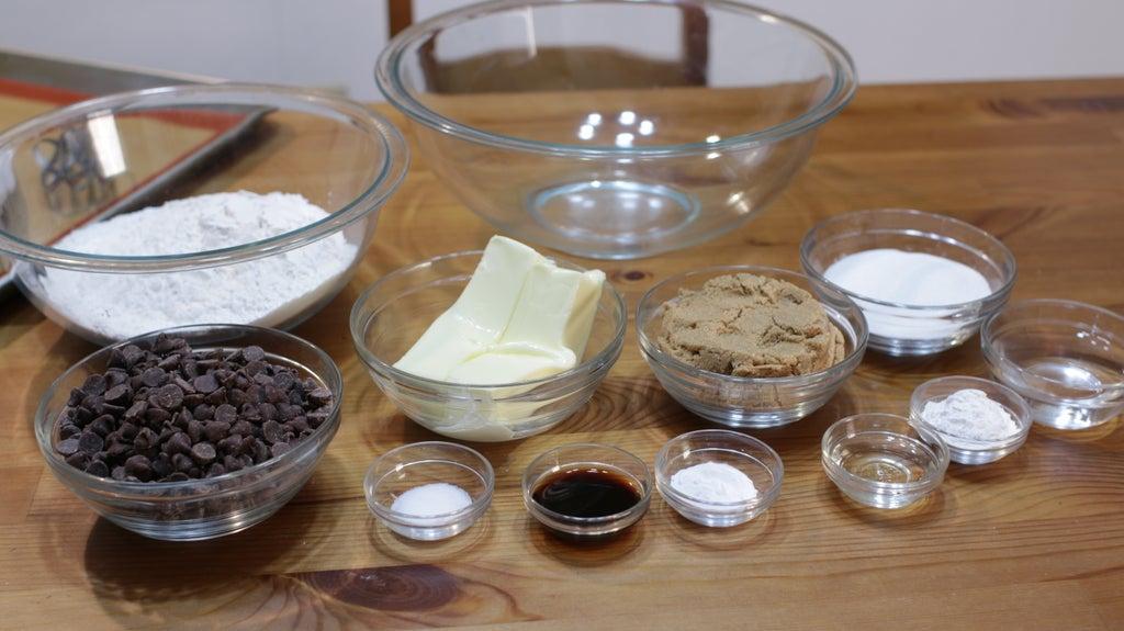 Популярное в Европе шоколадное печенье без яиц: просто пальчики оближешь
