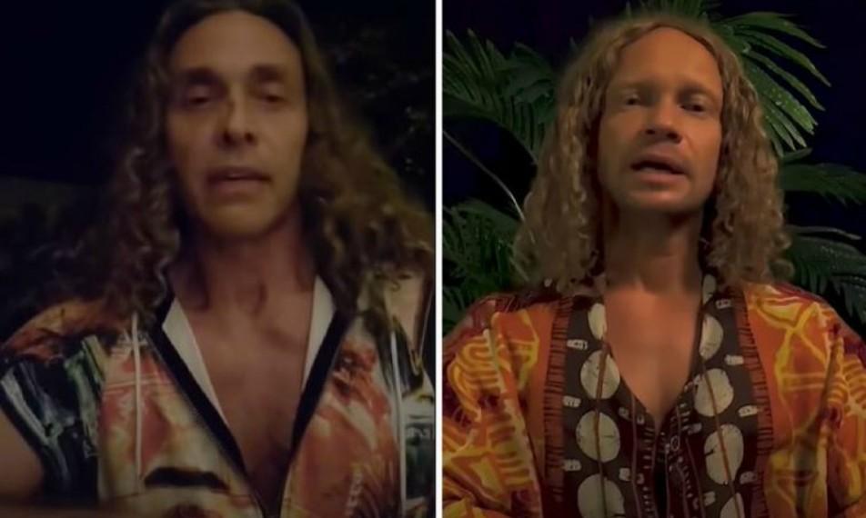 «Вот вам верю, а Тарзану – нет»: пародия Дмитрия Хрусталева на публичное признание Тарзана в измене