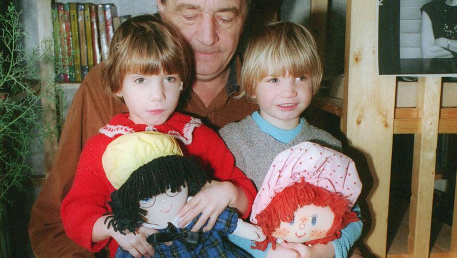 Был жестоким и непростым человеком: дочь Успенского рассказала о сложных отношениях с отцом