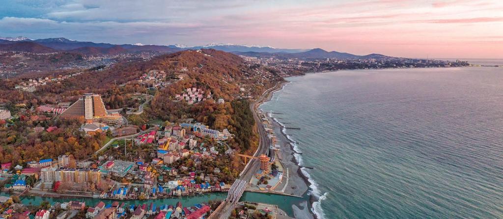 Максимальная заполняемость номеров - 90 %: стал известен наиболее популярный курорт Кубани в бархатный сезон
