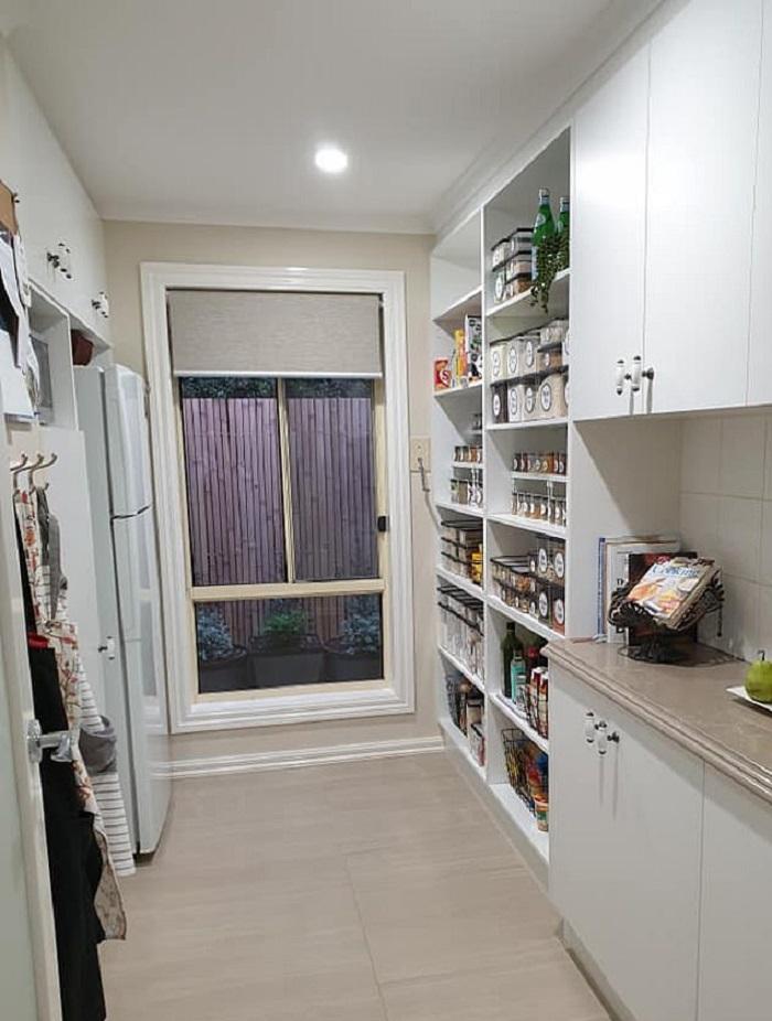 У кого запасы на кухне более организованны: женщина из Австралии оставила под впечатлением многих хозяек