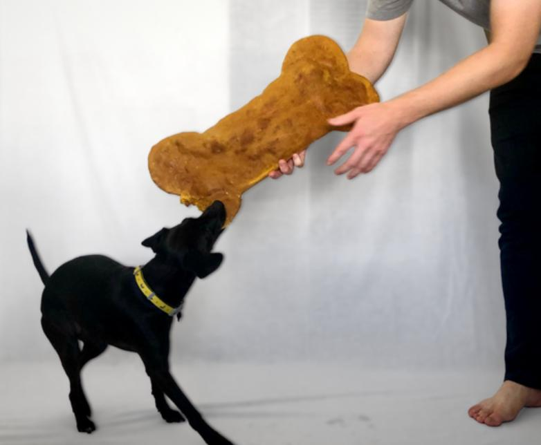 Пироги пеку не только для детей, но еще и для собаки: тыквенная радость для вашего питомца
