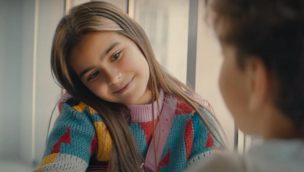 9-летняя дочь Ани Лорак снялась в новом клипе певицы