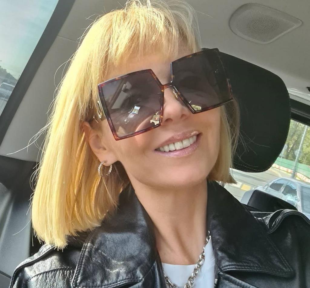 Похожа на маму Дяди Федора из Простоквашино. Валерия позабавила фанатов необычными очками
