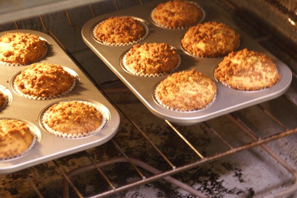 Банановые кексы с жареным беконом: сладость, приготовленная по оригинальному рецепту