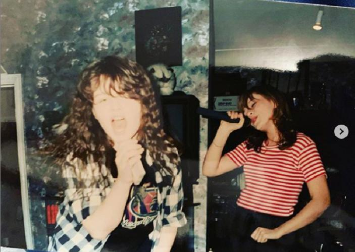Дочь Ларисы Долиной показала редкие фото с юной Юлией Началовой