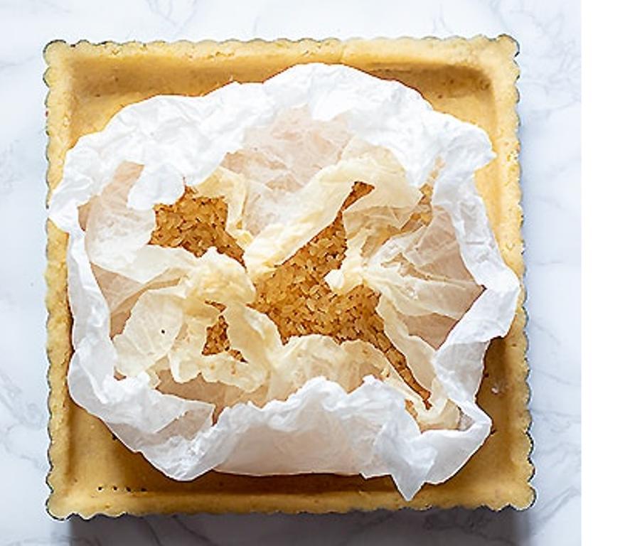 Оригинальный английский пирог: рецепт песочного лимонника