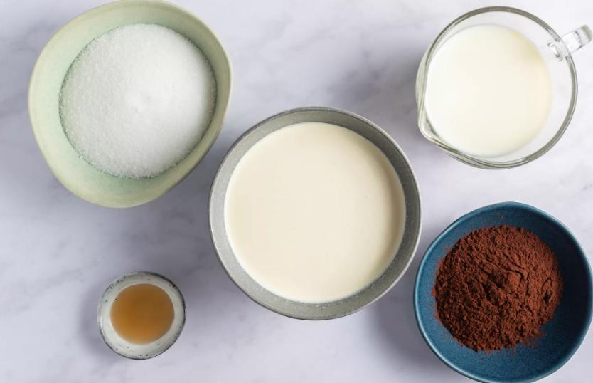Шоколадное мороженое готовлю без яиц из пяти ингредиентов (вкуснее, а главное, полезнее любого магазинного)