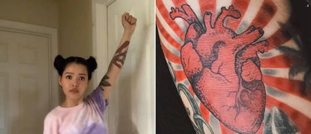 Я не знала: блогер извинилась перед корейскими подписчиками за свою татуировку с изображением восходящего солнца