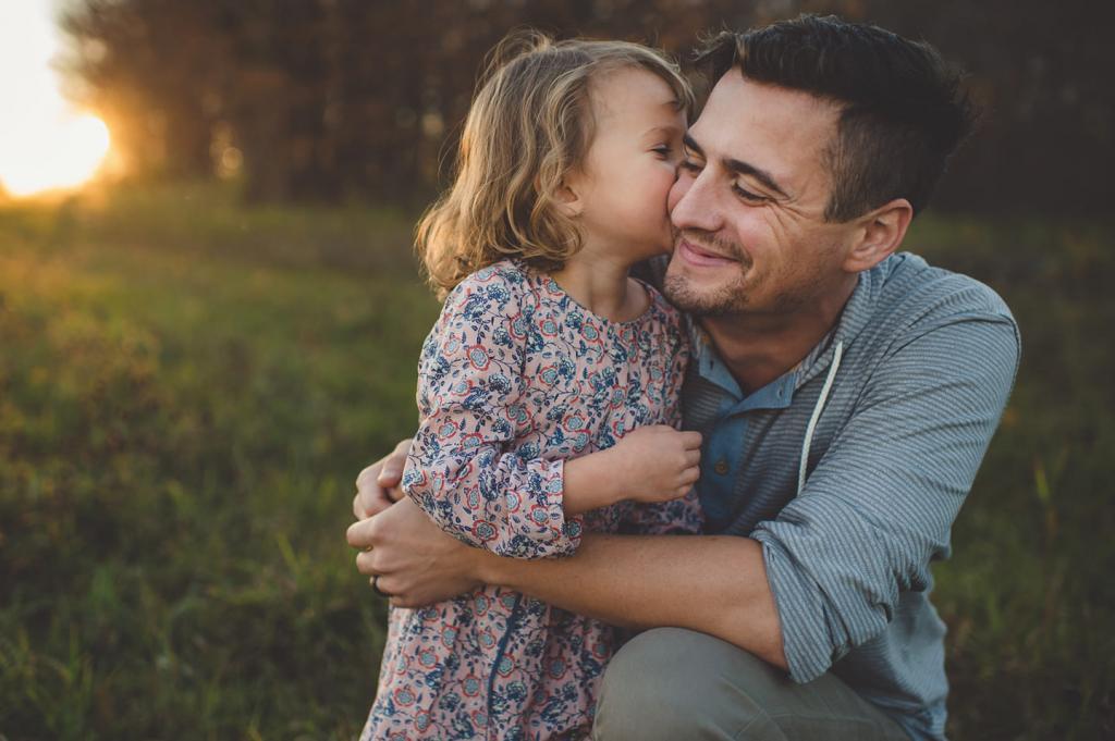 Любите жену так, как бы вы хотели, чтобы любили вашу дочь: золотое правило для каждого хорошего отца