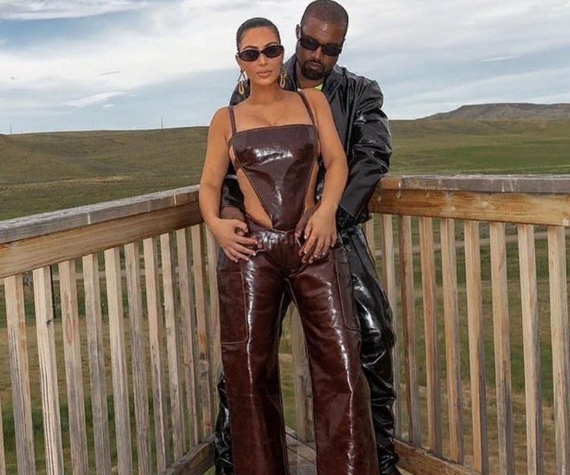 Ким Кардашьян и Канье Уэст опровергают слухи о предстоящем разводе и наслаждаются ужином на свидании