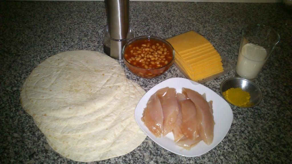 Сочный пирог с белой фасолью и куриным филе: мое любимое праздничное лакомство