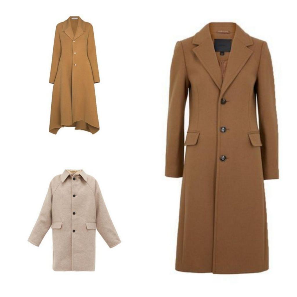 Лучшие осенне-зимние пальто 2020-2021 по мнению британского Vogue