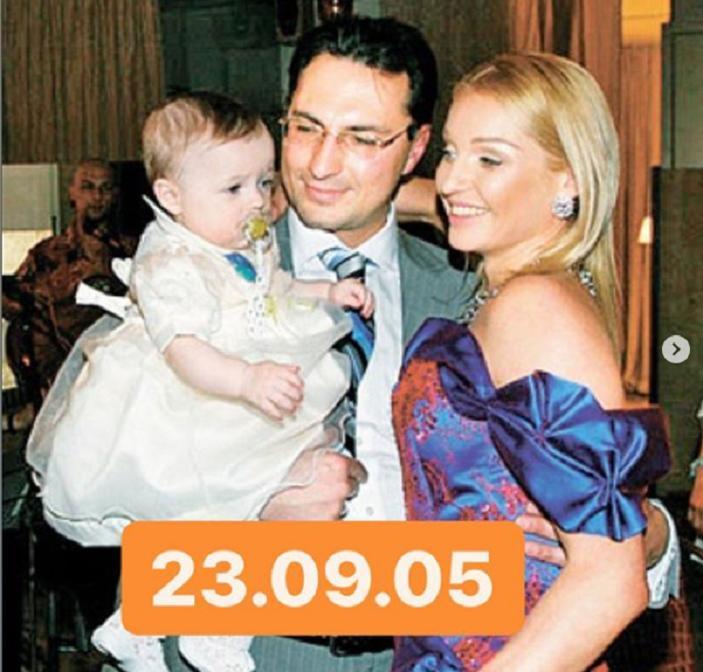 Спасибо за жизнь: дочь Волочковой показала архивные фото родителей